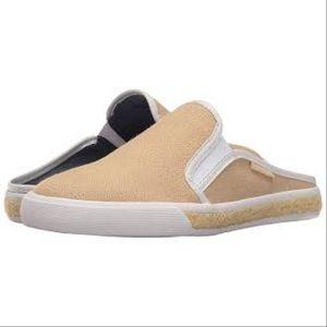 Tommy Hilfiger Frank Slip-On Sneakers Tan Size 7.5